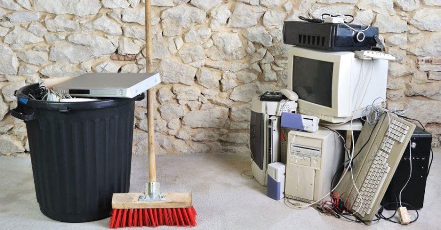 computer afval
