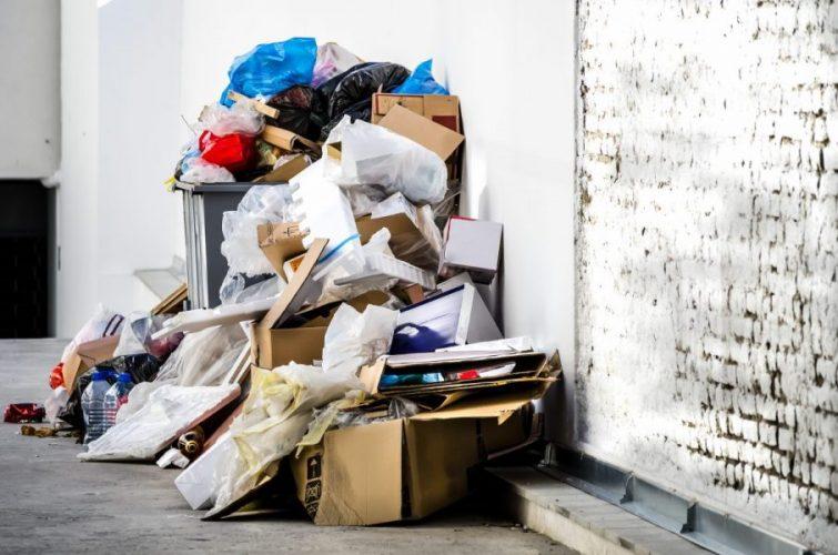 Zakelijk afval