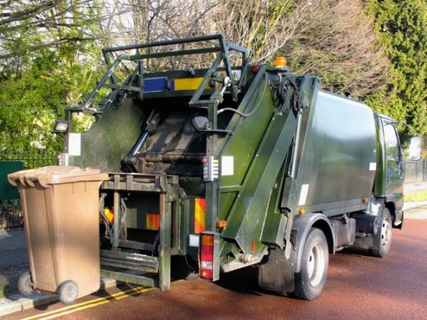 Zakelijk afval laten inzamelen