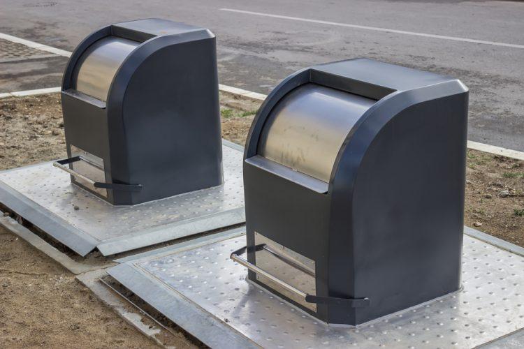 Wetgeving afval verandert, ondergrondse containers geplaatst